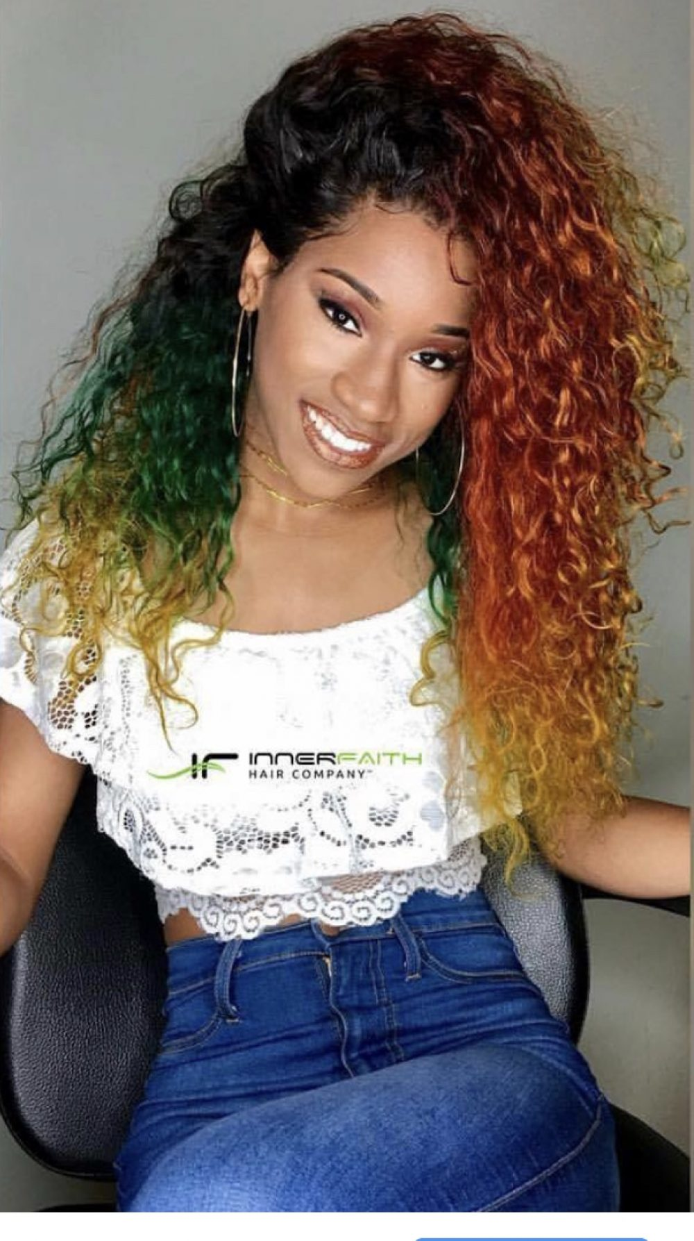 Kim Color Me Rad Wig Sly Me Hair Extensions